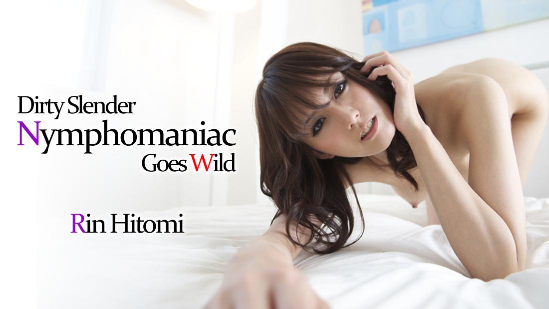 HEYZO-0186 jav hd Dirty Slender Nymphomaniac Goes Wild – Rin Hitomi