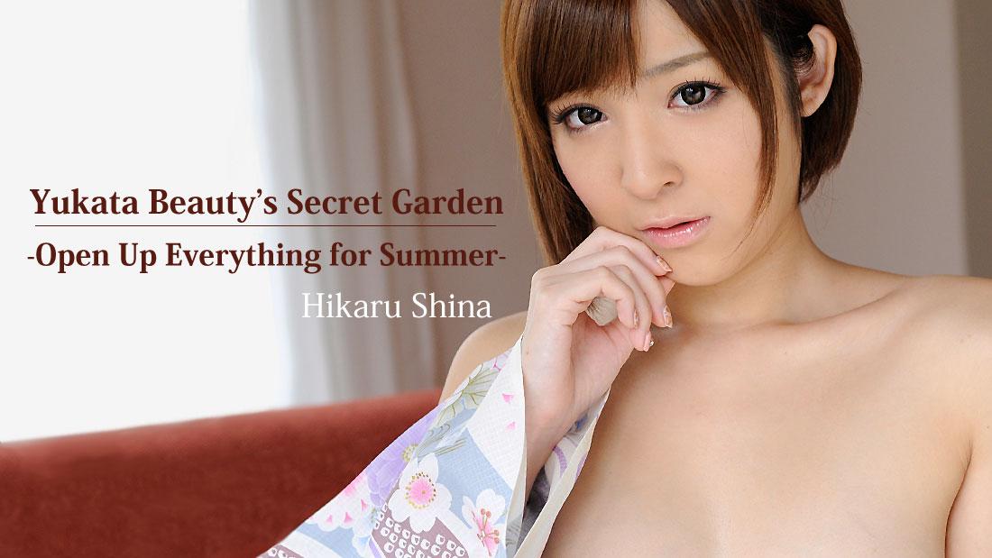 HEYZO-0376 jav online Yukata Beauty's Secret Garden  -Open Up Everything for Summer- – Hikaru Shina