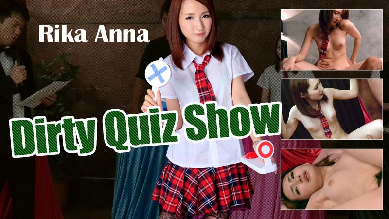 HEYZO-0717 Javdoe Dirty Quiz Show – Rika Anna