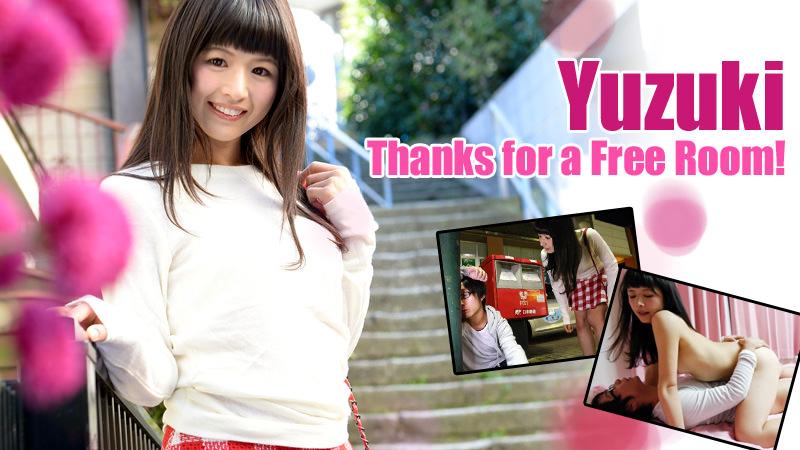 HEYZO-0861 Thanks for a Free Room! – Yuzuki