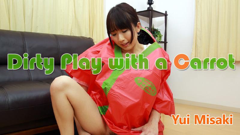 HEYZO-1146 best jav Dirty Play with a Carrot – Yui Misaki