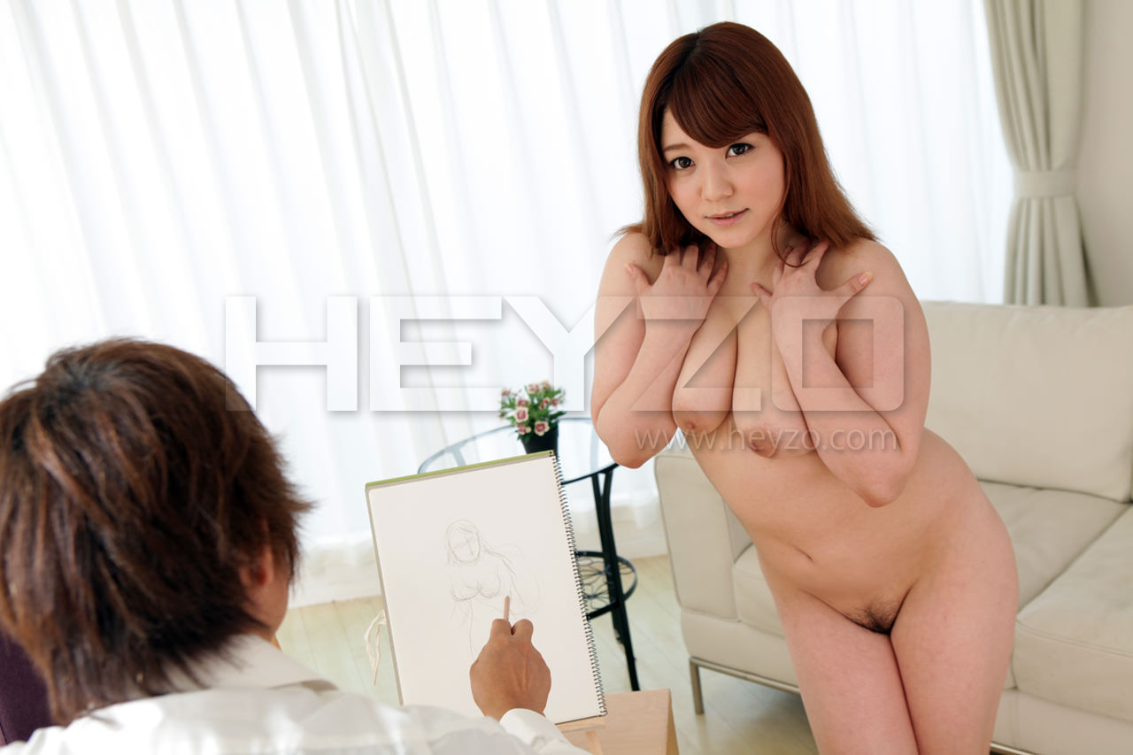 bokep video [heyzo 1284] mari motoyama dirty painter and a