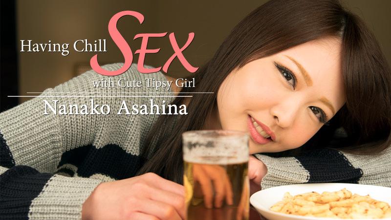 HEYZO-1558 Javbraze Having Chill Sex with Cute Tipsy Girl – Nanako Asahina