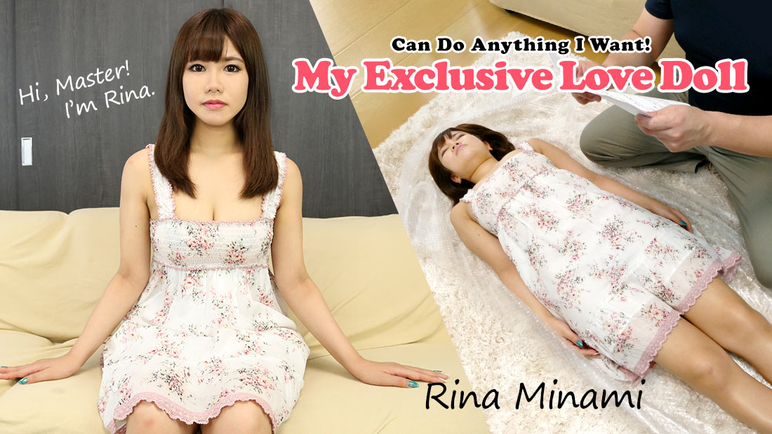 [Heyzo-1734] My Exclusive Love Doll -Can Do Anything I Want!- – Rina Minami