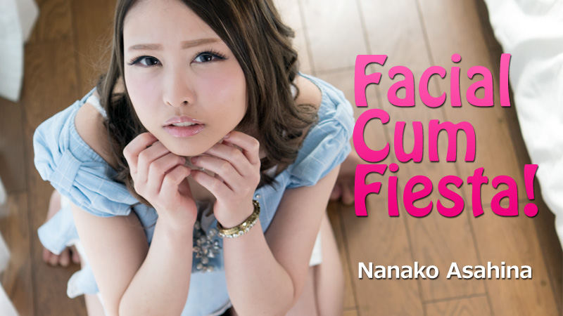 [Heyzo-1789] Facial Cum Fiesta! – Nanako Asahina
