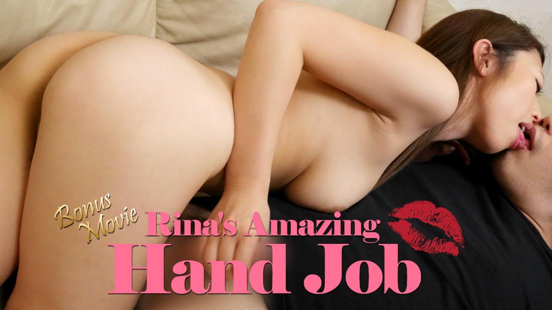 HEYZO-1933 JavSeen Rina's Amazing Hand Job – Rina Kirihara