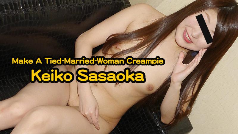 HEYZO-2136 free online porn Make A Tied-Married-Woman Creampie – Keiko Sasaoka