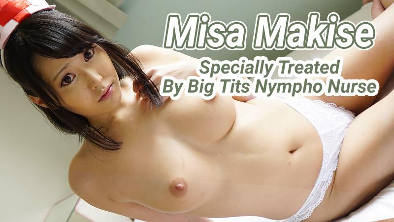 HEYZO-2146 javpub Specially Treated By Big Tits Nympho Nurse – Misa Makise